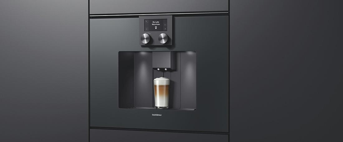 Macchina per il caffè Gaggenau Serie 200