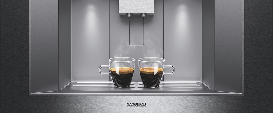Macchina per il caffè Gaggenau Serie 400